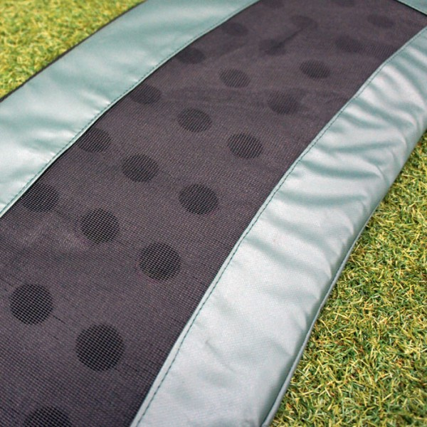 11ft x 8ft TDU Vented Trampoline Pads - Green