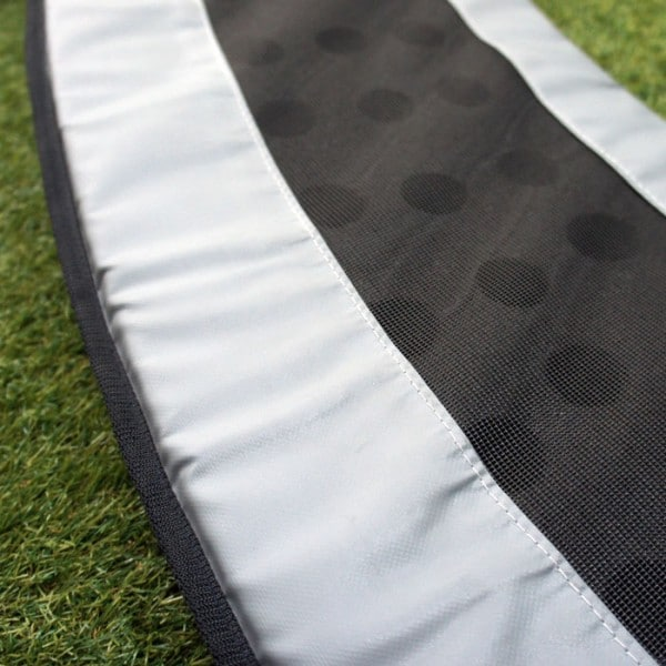 14ft x 10ft TDU Vented Trampoline Pads - Gray