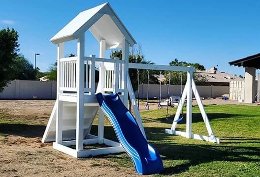 Arizona's Leading Retailer for Kids Swing Sets