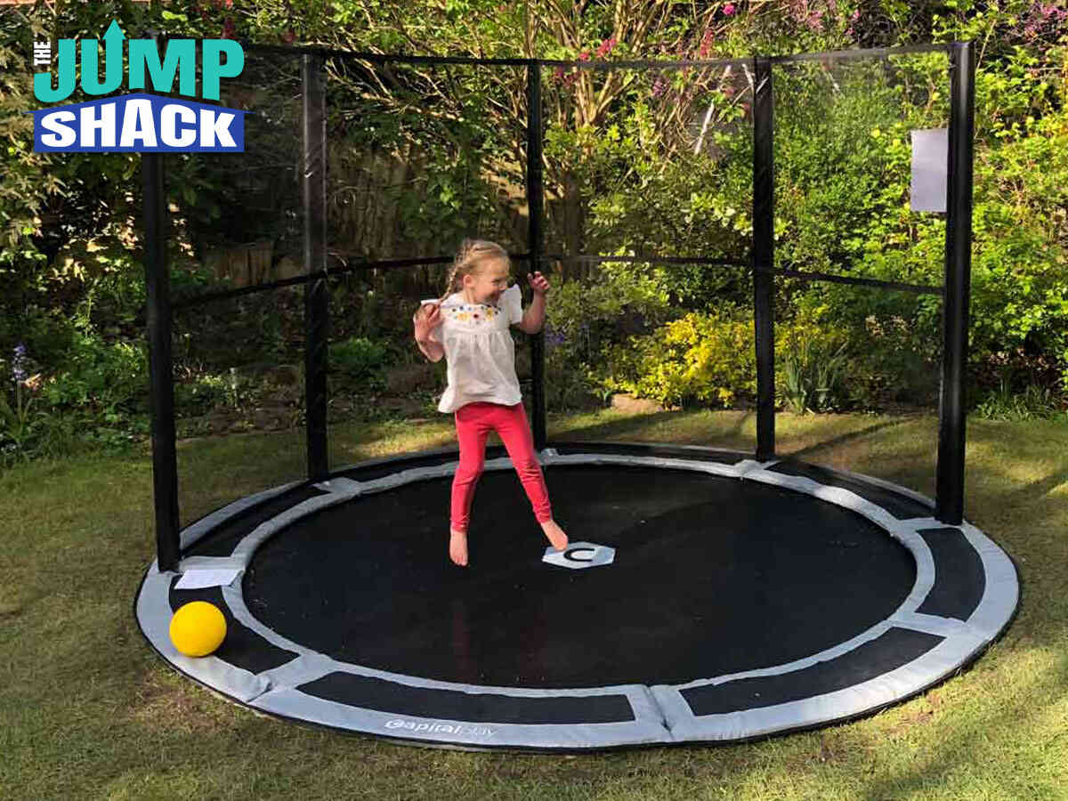 Helpful Tips To Choose The Right In-Ground Trampoline For Any Home In Gilbert, AZ.