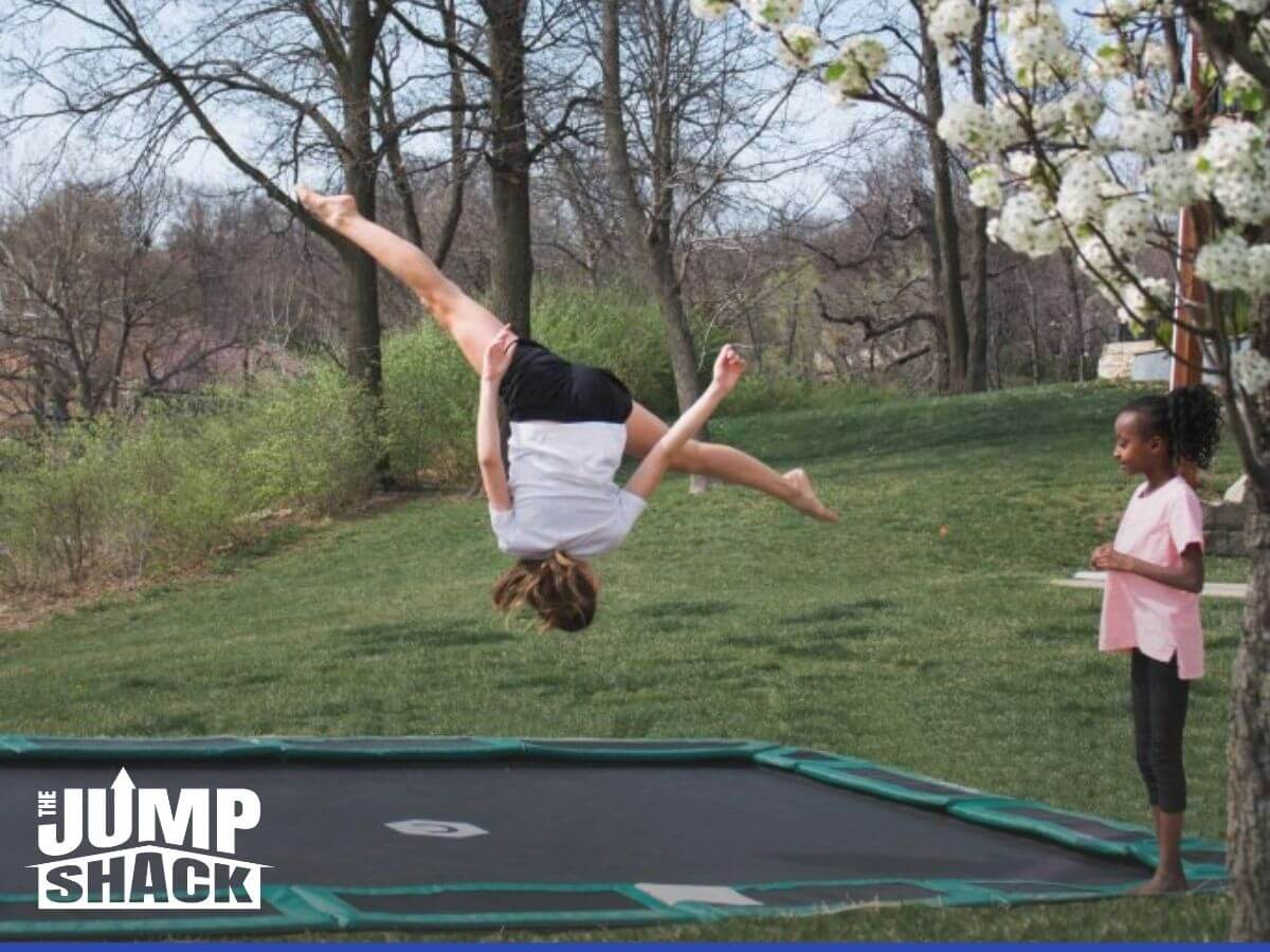Why You Should Take Advantage of a Springtime In-Ground Trampoline Installation